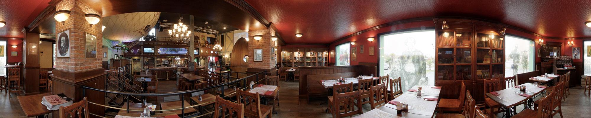 restaurant french pub nantes